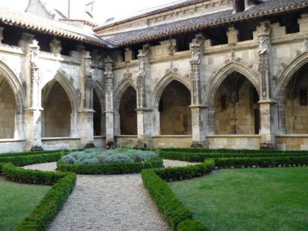 Cloitre cath drale de cahors 24 cath drale st etienne cahors apf france handicap du lot - Cathedrale saint etienne de cahors ...