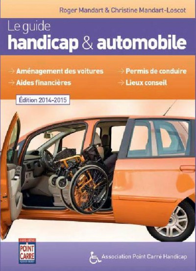 guide handicap et automobile