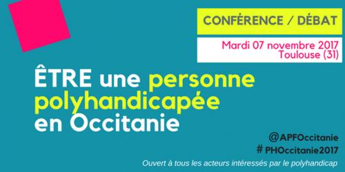 polyhandicapée,conference,debat
