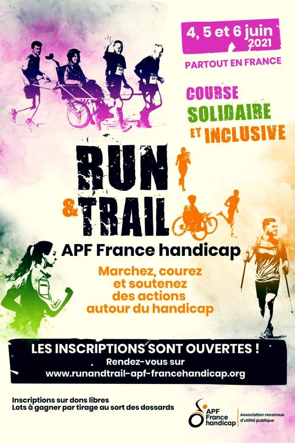 run & trail