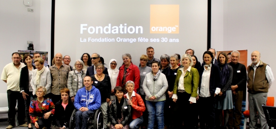 Fondation Orange,