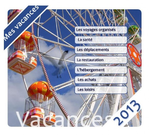 dgccrf,guide droits des vacanciers 2013
