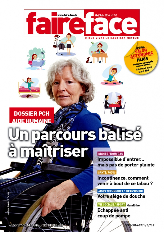 Magazine, Faire Face