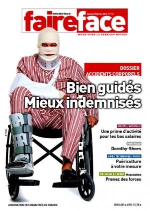"""""""ieux défendre ses droits après un accident"""", Faire Face"""