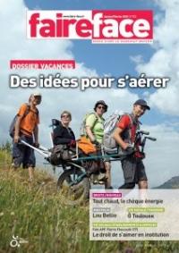 Vacances et handicap, FAIRE FACE.fr
