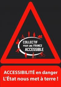 accessibilité,apf,manifester,toulouse